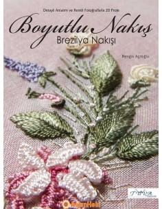 BOOKS Boyutlu Nakis Brezilya Nakisi