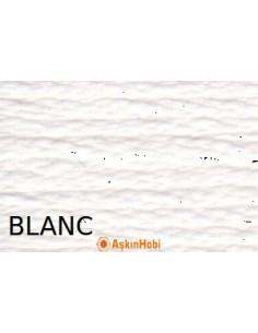 DMC Muline Blanc