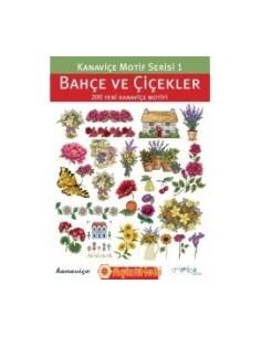 Kanaviçe Motif Serisi 1: Bahçe ve Çiçekler