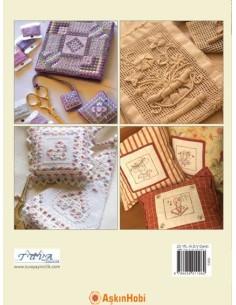 BOOKS El Boyamasi Ipliklerle Nakis Teknikleri