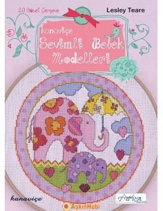 Cross-stitch Cute Baby Models