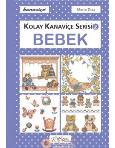 KOLAY KANAVİÇE SERİSİ-2 BEBEK
