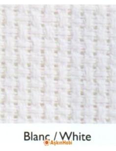 DM844 ETAMİN 16CT 156CM EN BEYAZ