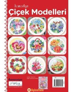 Cross-stitch Flower Models