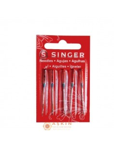 SINGER SEWING MACHINE NEEDLE 90/14