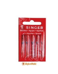 SINGER SEWING MACHINE NEEDLE 100/16