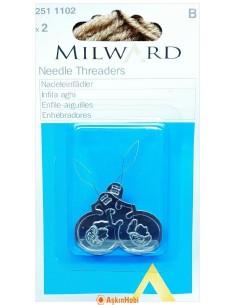 MILWARD NEEDLE THREADERS 2511102