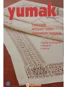 MAGAZINES YUMAK NAKIŞ DERGİSİ 111
