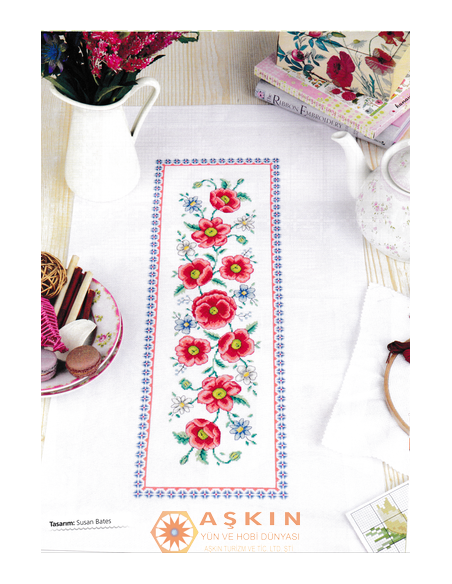POPPIES RUNNER