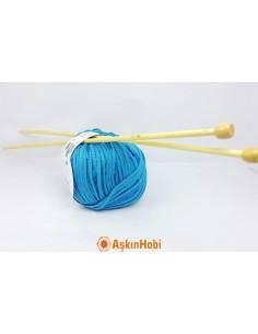 Bamboo Knitting Needles Bamboo Knitting Needles 4,50