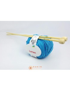 Bamboo Knitting Needles Bamboo Knitting Needles 5,00