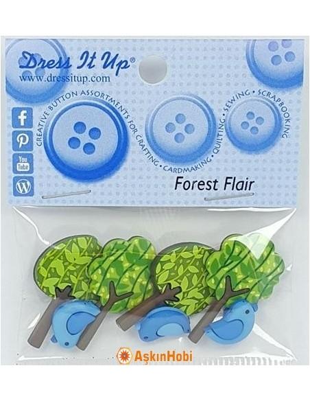 Decorative Buttons 8322
