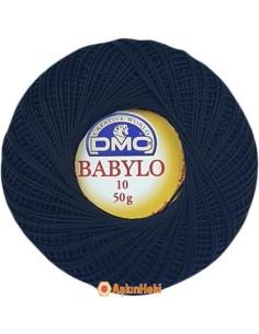 DMC BABYLO 10 NO DANTEL VE AĞ İPLİĞİ 310 SİYAH