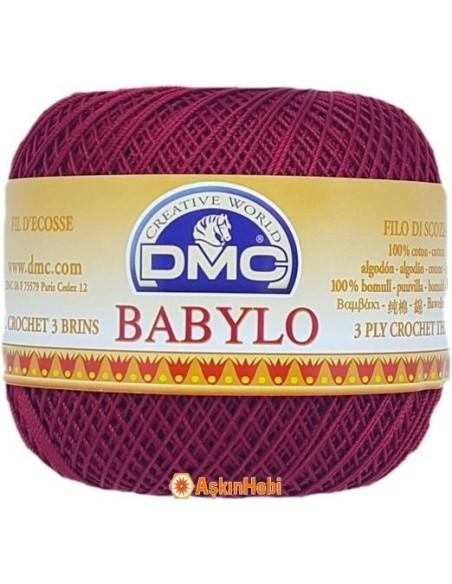DMC BABYLO 10 NO DANTEL VE AĞ İPLİĞİ 815