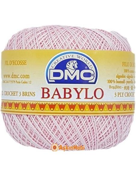 DMC BABYLO 10 NO DANTEL VE AĞ İPLİĞİ 818