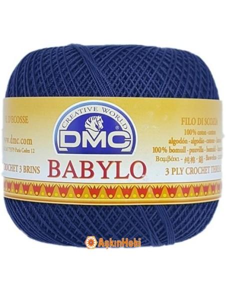 DMC BABYLO 10 NO DANTEL VE AĞ İPLİĞİ 823