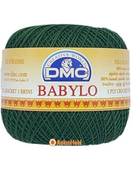 DMC BABYLO 10 NO DANTEL VE AĞ İPLİĞİ 890