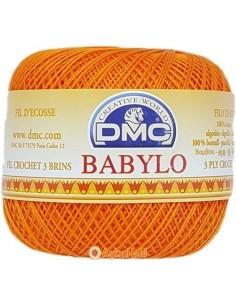 DMC BABYLO 10 NO DANTEL VE AĞ İPLİĞİ 3375