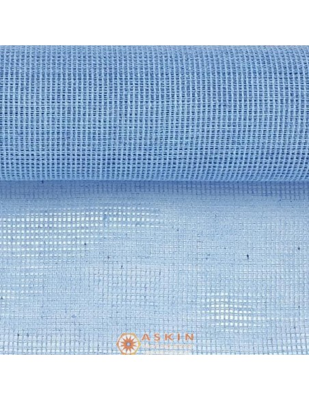 SPARE BLUE STITCH TELA