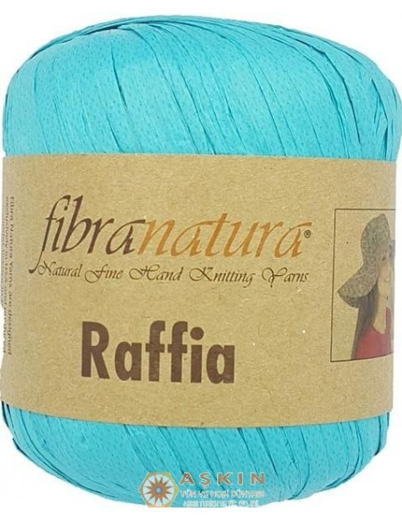 FiBRA NATURA Raffia 09