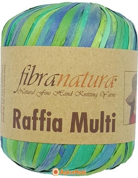FiBRA NATURA RAFFiA MULTi 05