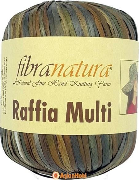 FiBRA NATURA RAFFiA MULTi 03