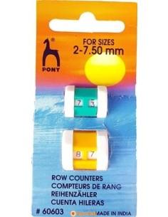 PONY ROW COUNTERS 60603
