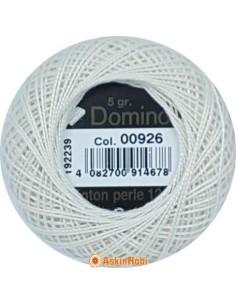 DOMINO COTTON PERLE 12 Domino Koton Perle 00926 (No:12)