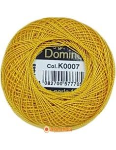 DOMINO COTTON PERLE 12 Domino Koton Perle K0007 (No:12)