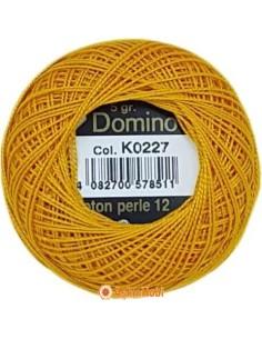 DOMINO COTTON PERLE 12 Domino Koton Perle K0227 (No:12)