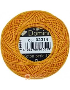 DOMINO COTTON PERLE 12 Domino Koton Perle 02314 (No:12)