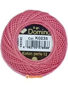 DOMINO COTTON PERLE 12 Domino Koton Perle K0235 (No:12)