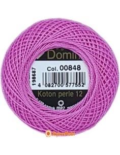 DOMINO COTTON PERLE 12 Domino Koton Perle 00848 (No:12)