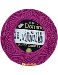 DOMINO COTTON PERLE 12 Domino Koton Perle K0215 (No:12)