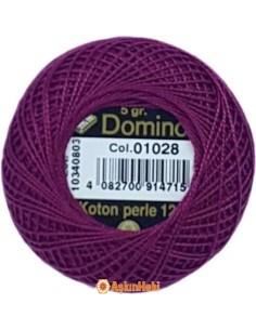 DOMINO COTTON PERLE 12 Domino Koton Perle 01028 (No:12)