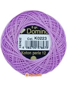 DOMINO COTTON PERLE 12 Domino Koton Perle K0223 (No:12)