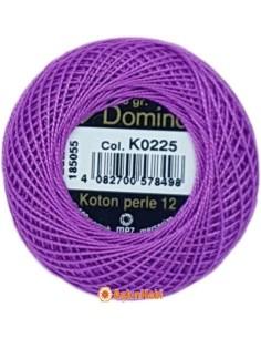 DOMINO COTTON PERLE 12 Domino Koton Perle K0225 (No:12)