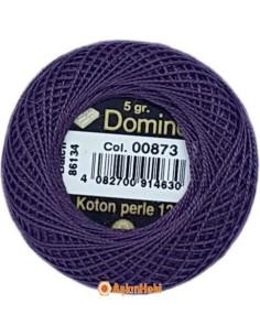 DOMINO COTTON PERLE 12 Domino Koton Perle 00873 (No:12)