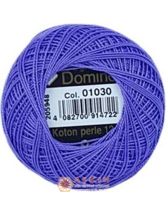 DOMINO COTTON PERLE 12 Domino Koton Perle 01030 (No:12)