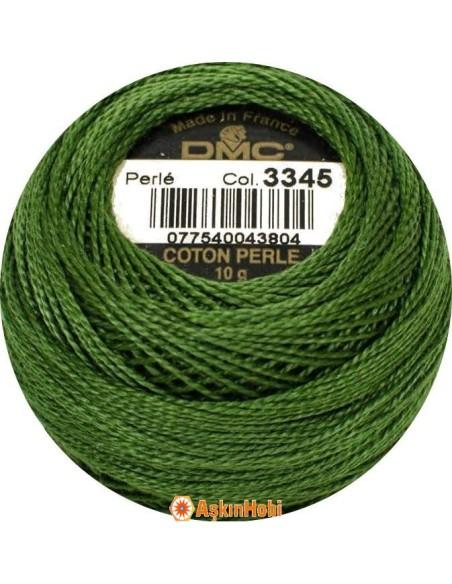 DMC Koton Perle 3345 (No:5-8)