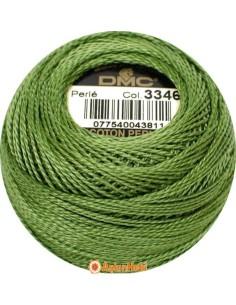 DMC COTON PERLE ART 116 DMC Koton Perle 3346 (No:5-8)