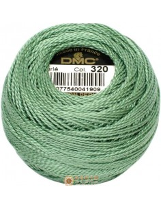 DMC COTON PERLE ART 116 DMC Koton Perle 320 (No:5-8)
