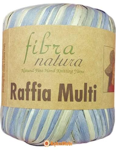 FiBRA NATURA RAFFiA MULTi 09