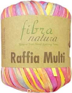FiBRA NATURA RAFFiA MULTi 01