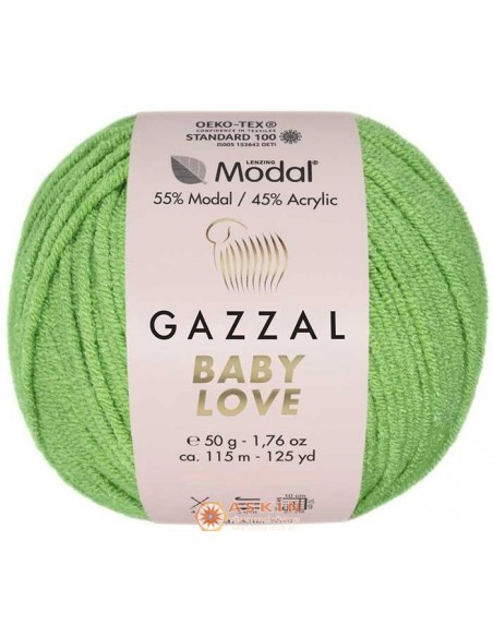 GAZZAL BABY LOVE 1640