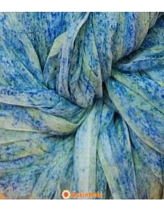 SILK RAFFIA BLUE 05