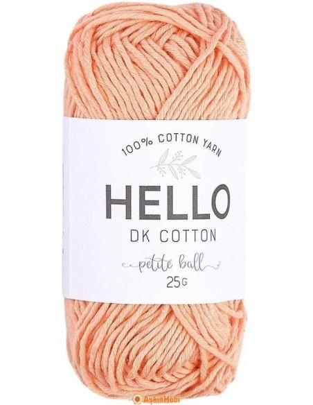 HELLO DK COTTON YARN 110