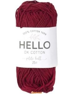 HELLO DK COTTON HELLO DK COTTON YARN 116