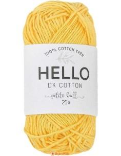 HELLO DK COTTON HELLO DK COTTON YARN 123