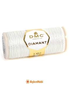 DMC DIAMANT HAND EMBROIDERY THREADS DMC DiAMANT THREAD D5200